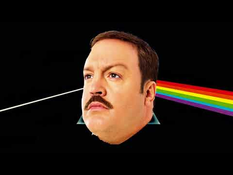 'Blart Side Of The Moon' Syncs Up Paul Blart: Mall Cop 2 with Pink Floyd's 'Dark Side of the Moon'