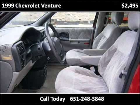 1999 Chevrolet Venture Used Cars St. Paul MN