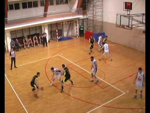 23. kolo: KK Crnokosa – KK Ub 92:94