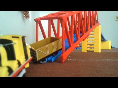 Thomas & his Friends – Accidents Happen
