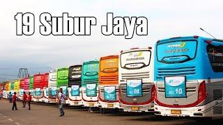 Video [FENOMENA PELANGI DI JATIMPARK 3] Rombongan 19 Unit Warna-warni Bus Subur Jaya MP3, 3GP, MP4, WEBM, AVI, FLV September 2018