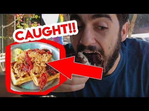 CAUGHT THIS RESTAURANT SELLING POPEYES FOR $13! *UNDERCOVER*  || Vlog Ch. 9