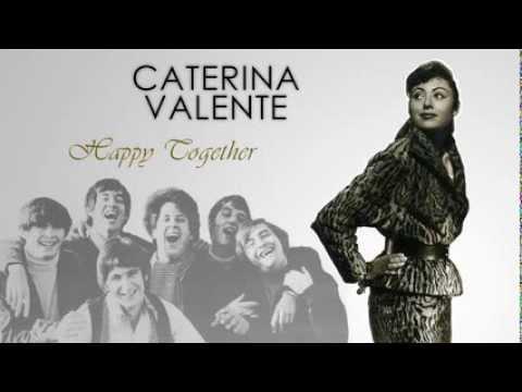 Tekst piosenki Caterina Valente - Happy Together po polsku