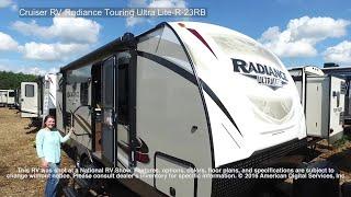 9. Cruiser RV-Radiance Ultra Lite-R-23RB