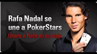 Mas Noticias de poker en: http://www.blogdelpoker.net/Cómo todos sabemos a Rafa Nadal le encanta probar cosas nuevas y en esta ocasión el tenista español se ha atrevido con el póker online. Gracias a la aplicación para iPad de la prestigiosa sala de póker en línea PokerStars, Nadal ha podido aprender unas lecciones básicas de este increíble juego de cartas que tantos seguidores tiene a lo largo del mundo.