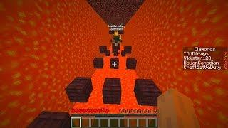 Parkour cực đỉnh trong Minecraft