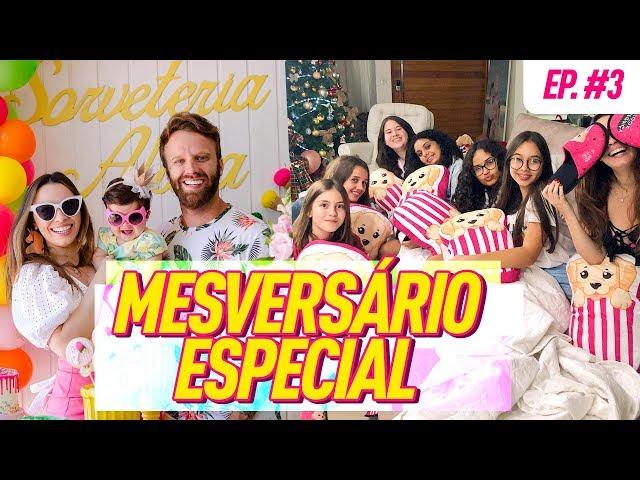 MESVERSÁRIO ESPECIAL - Taciele Alcolea