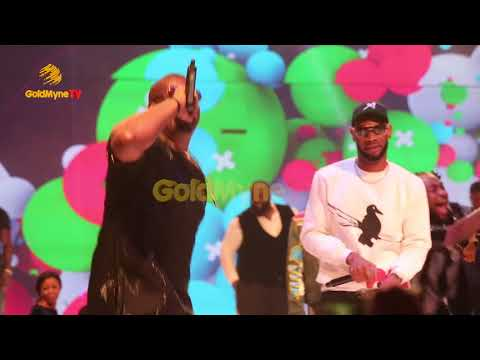 D'BANJ, DON JAZZY, WANDE COAL AND THE OTHER MO'HITS REUNITE ON STAGE AT DAVIDO'S 30 BILLION CONCERT