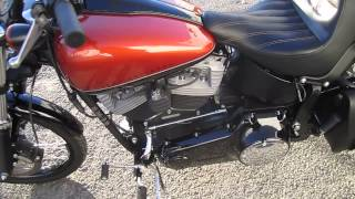 3. U1201 2011 HARLEY-DAVIDSON FXS SOFTAIL BLACKLINE FOR SALE