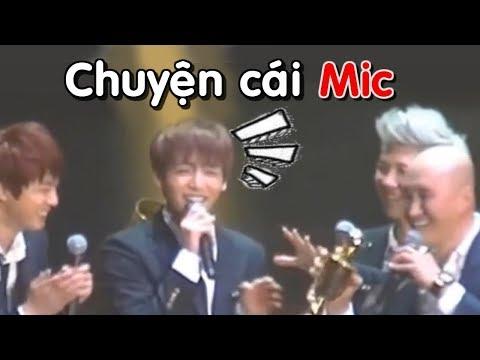 [BTS funny moments #12] Chuyện cái mic =))))