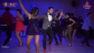 SOCIAL SALSA | BUSRA - ONUR | MUSIC BY DJ ORHUN | 2. ANKARA DANCE FESTIVAL