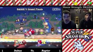 Dabuz Vs. Raptor- Great Olimar and Yoshi Set!!