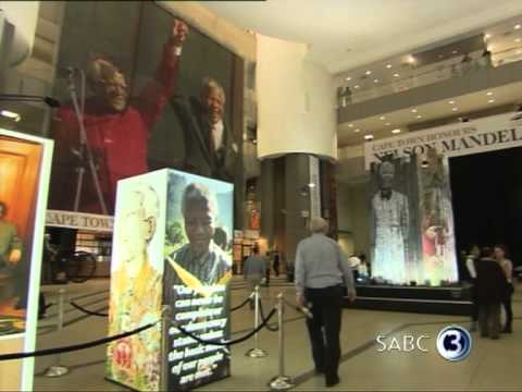 Top Billing does flash mob for Madiba