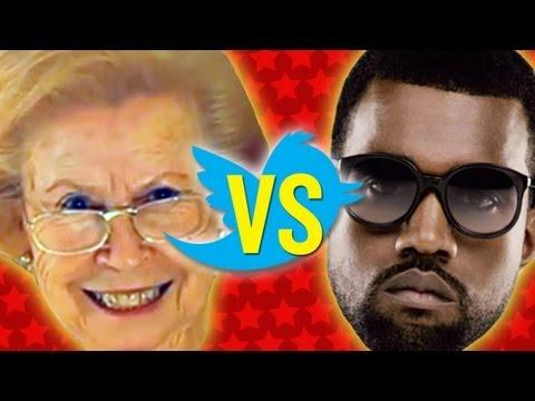Grandma Reads Kanye\'s Tweets