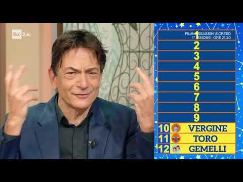 L'oroscopo di Paolo Fox - I Fatti Vostri 23/11/2020