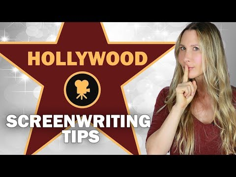 Hollywood Screenwriting Tips for Beginners