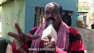 Sathya Narayan Speaks at Injimarappa Movie Shooting Spot