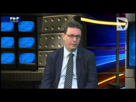 Passioni & Politica - l'europarlamentare del Pd Nicola Danti ospite in studio di Elisabetta Matini.