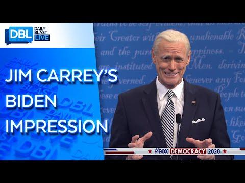 Watch Jim Carrey's Debut as Joe Biden on SNL
