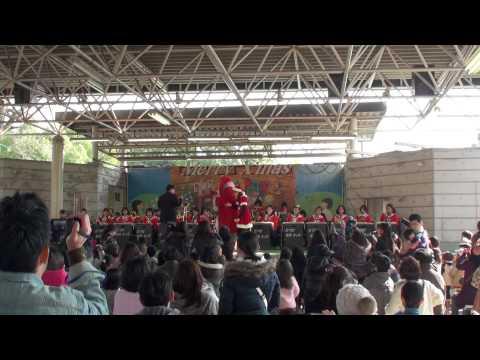 赤鼻のトナカイ たつだBBキッズ サンタが熊本にやってくる