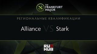 Alliance vs STARK, game 2