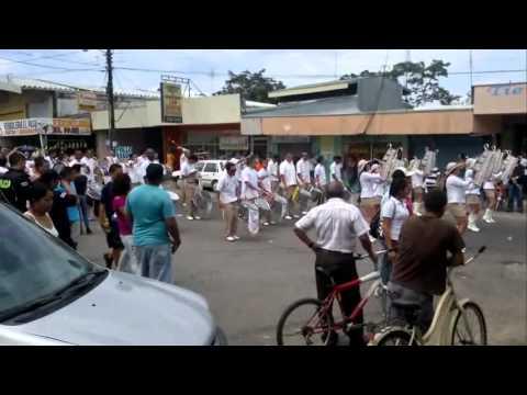 BANDA INDEPENDIENTE LA REVOLUCION HEREDIA   COSTA RICA