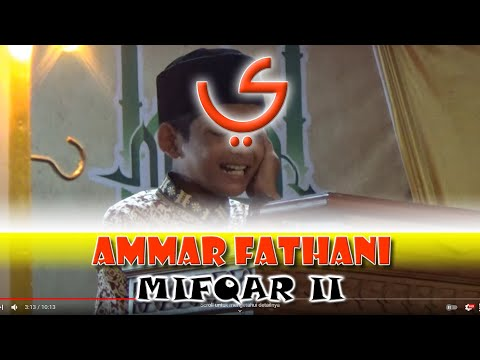 Video Suara emas Ammar Fathani, Pembukaan MIFQAR II 2016 download in MP3, 3GP, MP4, WEBM, AVI, FLV January 2017