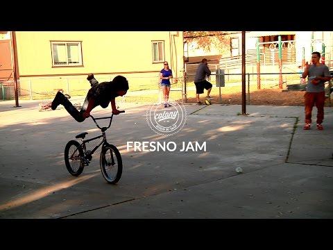 Colony BMX - Fresno Jam