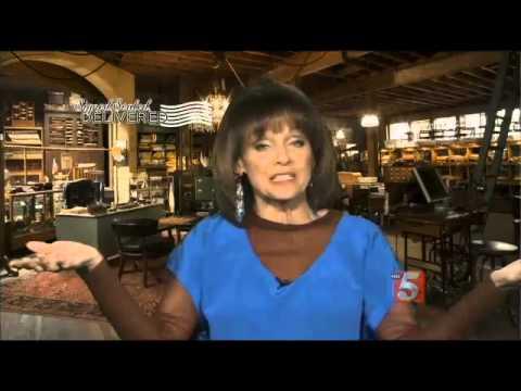 Talk of the Town Celebrities: Valerie Harper Talks About 'Signed, Sealed, Delivered'