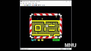 Mad Mix Game (ZX Spectrum Emulated) by hughes10