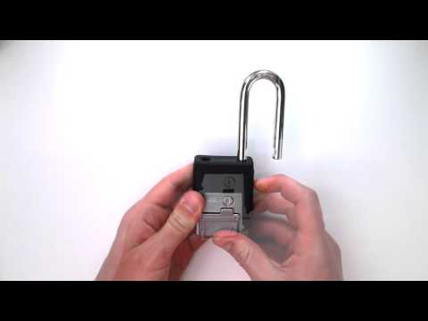 4401DLH Outdoor Padlock: Replace Your Battery