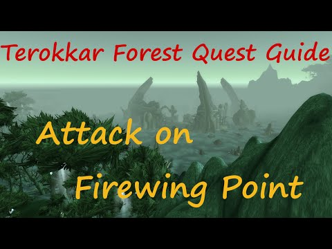 [Quest 9996] - Attack on Firewing Point