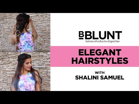 How To Get Easy and Elegant Hairstyles For Long Hair  Knot Me Pretty