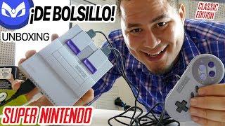 El Super Nintendo Mas Pequeño del Mundo