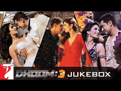 Audio - DHOOM:3. Starring Aamir Khan, Abhishek Bachchan, Katrina Kaif & Uday Chopra. Film releases on 20th December 2013. 0:09 - Malang 4:33 - Kamli 8:27 - Tu Hi Jun...