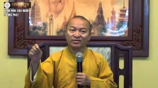 Hạnh phúc của người tu học Phật-TT. Thích Nhật Từ - wWw.ChuaGiacNgo.com