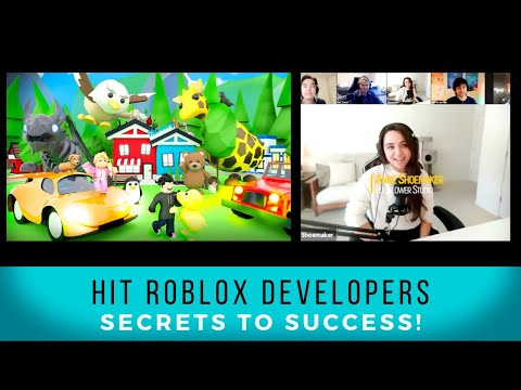 Making Hit Roblox Games | Real Devs Share Secrets to Success