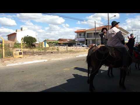 CAVALGADA PECUARIA 2011 SAO LUIS DE MONTES BELOS PARTE - 02
