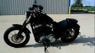 7. 2008 Harley 1200 Nightster Sportster