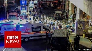 Istanbul Ataturk airport attack: 36 dead & over 140 hurt