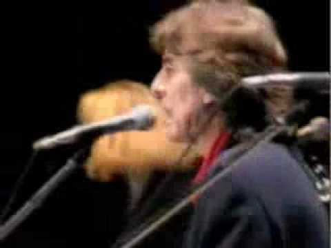 Taxman — George Harrison and Eric Clapton (live)