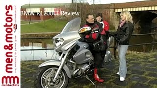 5. BMW R1200CL Review