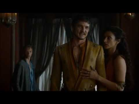 Prince Oberyn Martell, The Red Viper