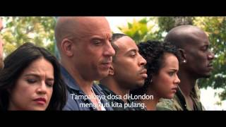 Nonton Fast   Furious 7   Official Trailer   Indonesia Film Subtitle Indonesia Streaming Movie Download
