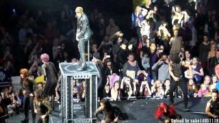 Justin Bieber - As Long As You Love Me - live Manchester 22 february 2013 - HD