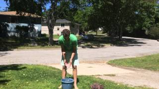 """It gives me great pleasure to challenge Ken Fischer of UMS & Lee Berry of the Michigan Theater!!!!  My two idols!http://www.alsa.org/news/archive/als-ice-bucket-challenge.htmlIn the last two weeks, the Ice Bucket Challenge has quite literally """"soaked"""" the nation. Everyone from Ethel Kennedy to Justin Timberlake has poured a bucket of ice water over his or her head and challenged others do the same or make a donation to fight ALS within twenty-four hours.Between July 29 and today, August 12, The ALS Association and its 38 chapters have received an astonishing $4 million in donations compared to $1.12 million during the same time period last year. The ALS Association is incredibly grateful for the outpouring of support from those people who have been doused, made a donation, or both. Contributions further The Association's mission to find a cure for ALS while funding the highest quality of care for people living with the disease."""