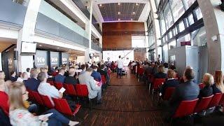 Pierwszy dzień 6 Forum Rozwoju Mazowsza
