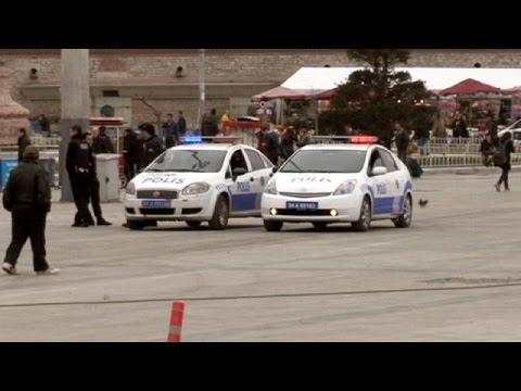 Τουρκία: Αστυνομία παντού – Φοβισμένοι οι πολίτες