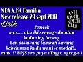 Lirik ANTI KIMCIL-KIMCIL CLUB _ NDX (new release) full version