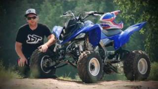 3. 2011 Yamaha Raptor 700R Test Ride